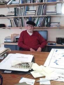 Robert Singletary, historian.
