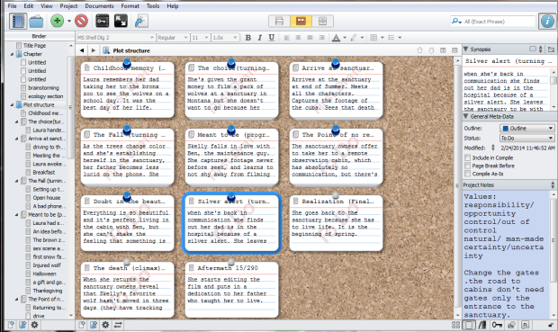 Win This Free Giveaway: Scrivener
