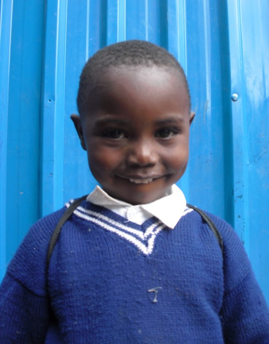 Shwaib Ayub, the young boy I sponsored